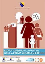 Rasprostranjenost i karakteristike nasilja prema ženama u 2013