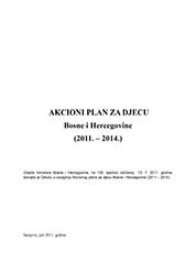 Akcioni plan za djecu 2011-2014