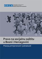 Prava na socijalnu zaštitu u BiH