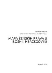 Mapa ženskih prava u Bosni i Hercegovini