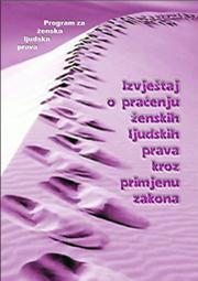 Brošura – Program za ženska ljudska prava