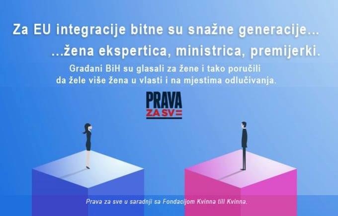 (VIDEO) Kako osigurati rodnu ravnopravnost u procesu EU integracija