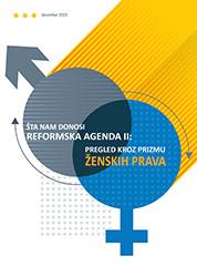 Reformska agenda II kroz prizmu ženskih prava