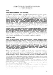 Izvještaj o anketi o položaju Romkinja i nasilja u porodici nad Romkinjama