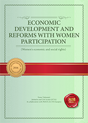 Economic development and reforms with women participation