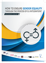 How to ensure gender equality trough the process of EU integration