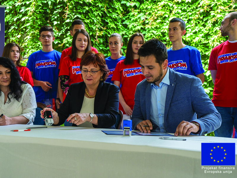 The Agreement on Cooperation and Working Principles of ERSE Network Signed